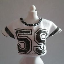 NEW! 2015 Barbie Life in the Dreamhouse Summer Doll Sport Fashion Cropped Top