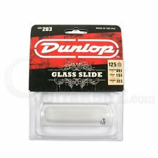 Jim Dunlop 203 Regular Glass Guitar  Slide Large Diameter Made In USA