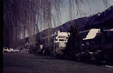 35mm Colour Slide- Queenstown Travelodge  -  New Zealand 1970's
