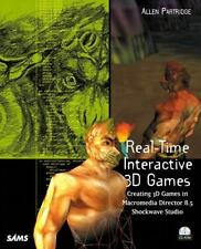 Real-Time Interactive 3D Games: Creating 3D Games in Macromedia Direct-ExLibrary