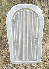 abs plastic simple concrete fairy door mold see 4500 more molds in my ebay store