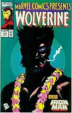 Marvel Comics Presents # 132 (Wolverine, Iron Fist, Iron Man) (USA, 1993)