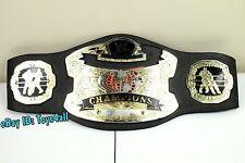 WWE Jakks RAW TAG TEAM CHAMPIONSHIP BELT Title Replica KIDS toy - WWF NWO_BN3