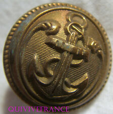 B665 - BOUTON OFFICIER INFANTERIE COLONIALE 21mm