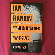 Ian Rankin Standing In Another Mana Grave Paperback Book Fiction