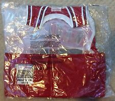 Michael Jordan 45 Jersey Mitchell Ness I'm Back 36 Small Red NWT 100%  Authentic