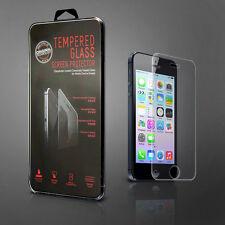2x Premium Schutzglas / iPhone 5/5c/5s/SE/ Echt Schutzfolie / RAW aus Japan