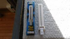 EIKO 9W Duo-Tube 3500K G23 Base Compact Fluorescent Bulb DT9/35