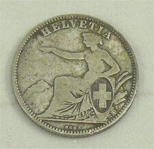 2 Francs argent Suisse - REFP110.