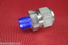 """Tylok® 3/4""""Tube OD x 1/4""""NPT Male Pipe CONNECTOR 316 Stainless Steel Straight"""
