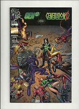 Gen 13/Gen X  #1 NM-  (American Entertainment Exclusive)