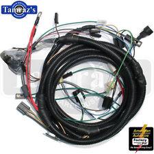wiring harness oldsmobile f85 71 cutlass v8 front light wiring harness internal regulator alternator fits oldsmobile f85