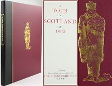 TOUR IN SCOTLAND IN 1863*MISS PARKER*CALLANDER*BRAEMAR*HIGHLANDS*LOCHABER*FINE*