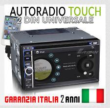 AUTORADIO Touch Navigatore MP3 Lancia DELTA FIAT 500L Alfa Romeo Mito 147 159