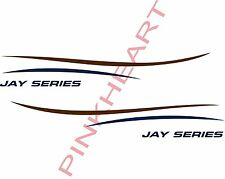 jayseries Pop up decal kits camper decals graphics sticker jay series  RV jayco