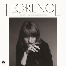FLORENCE & THE MACHINE How Big, How Blue, How Beautiful (Deluxe EDITION) CD NEW