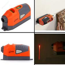 Portable Laser Straight Laser Measuring Guided Level Line With Reusable Adhesive