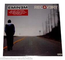 "SEALED & MINT - EMINEM - RECOVERY - DOUBLE 12"" LP VINYL RECORD"