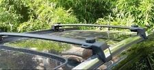 For Jeep Compass 2011-2016 Roof Rack Cross Bars Black