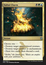 Sultai Charm NM  x4  Khans of Tarkir    MTG Magic Gold Uncommon