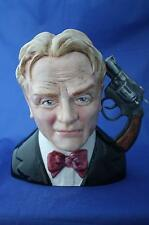 BAIRSTOW MANOR COLLECTABLES JAMES CAGNEY HOLLYWOOD GREATS CHARACTER JUG - NEW