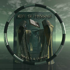 RITE OF PASSAGE Angels & Demons 2014' PROGRESSIVE Prog ROCK  New CD