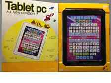 English & Spanish Educational Tablet, Laptop Computer , Kids Toy