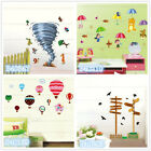 Balloon Wind Home Room Decor Removable Wall Sticker Decal Decoration