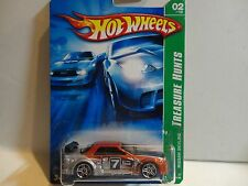 2007 Hot Wheels Treasure Hunt #122 Orange Nissan Skyline w/PR5 Wheels