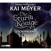 Die Sturmkönige - Dschinnland: Teil 1 von 3. Braille-Schrift auf CD-Label