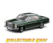 1:18 SunStar - Mercedes-Benz Strich 8 Coupe - Moss Green NEW IN BOX
