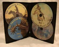 American West Collection 80+ Cowboy & Western MP3 Audiobooks on 4 DVDs w/ Case