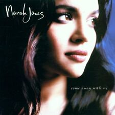 NORAH JONES CD - COME AWAY WITH ME (2002) - NEW UNOPENED