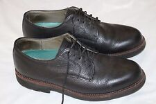 RED WING 8632 COMFORT CASUALS BLACK LEATHER OXFORD SHOES UK 7 (US 8)