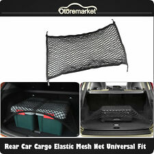 Tail Box Rear Trunk Storage Fixed Floor Cargo Elastic Nets For AWD SUV Off Road