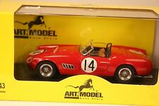 Art Model 1:43 Diecast 1960 Ferrari 250 California Sebring - MIB