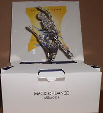 Swarovski ANNA from Magic of Dance, for 2004 Closed 2004.  VERY RARE