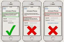 Fast Find My iPhone & iPad iCloud Activation Clean Lost or Stolen Status by IMEI