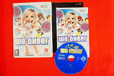We cheer NINTENDO WII COMPLET PAL