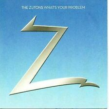 (AA853) The Zutons, What's Your Problem - DJ CD