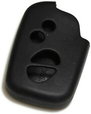 Black Lexus Newest Key Fob Cover Jacket Silicon Pouch Bag