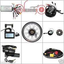 "48v 1500w 20"" Threaded Rear Wheel Ebike Conversion Kit with Sine Wave Controller"
