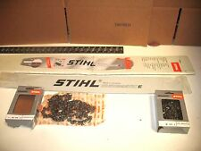 "Stihl 25in Duromatic E Chainsaw Bar 25"" Hard nose 2 Chains MS362 MS441 MS661"