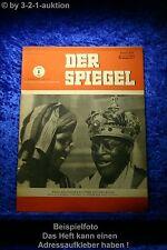 Der Spiegel 35/47 28.8.1947 Kron-Kolonisten klopfen auf den Busch