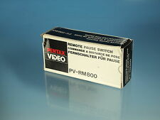 Pentax Video PV-RM800 Fernschalter für Pause Remote Pause Switch commande- 80044