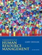 Fundamentals of Human Resource Management by Dessler and Gary Dessler (2011,...