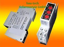 12V Battery monitor, 12V Voltage monitoring, Low Overvoltage protection