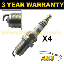 4X IRIDIUM PLATINUM SPARK PLUGS FOR VOLKSWAGEN POLO 1.4 BIFUEL 2010-2011