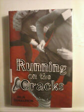 Running on the Cracks by Julia Donaldson 2009 1st American Edition Hardcover VGC