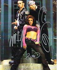 WWE JEFF HARDY MATT LITA TEAM EXTREME AUTOGRAPHED 8X10 PHOTO SIGNED AUTOGRAPH !